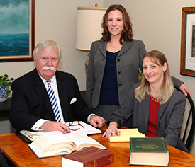 Experienced Divorce Attorneys from West Hartford, Connecticut: James T. Flaherty, Sandi B. Girolamo and Pamela M. Magnano